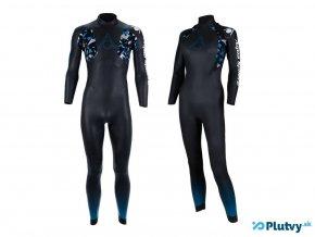 dlhy neopren na plavanie aqua sphere aqua skin suit