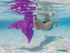Detská monoplutva Mermaid Ariel