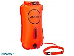 reflexna nafukvoacia boja na plavanie na otvorenej vode zone 3