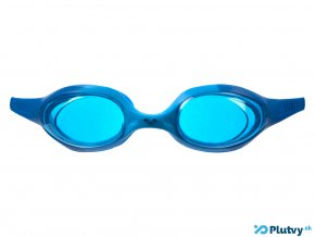 detske plavecke okuliare s modrymi sklami