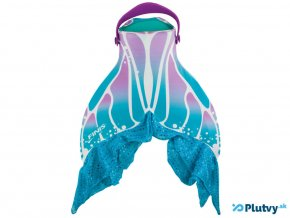 navlek na plavecku monoplutvu 1 finis mermaid plutvy sk