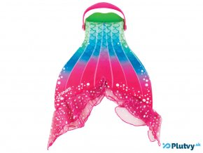 navlek na plavecku monoplutvu finis mermaid plutvy sk