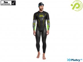 madwave rapid pansky neopren triatlon plavanie vonku