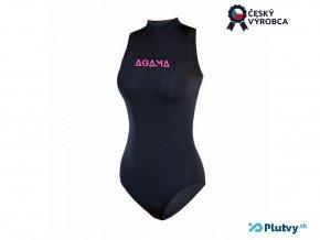 damske neoprenove plavky agama swimming