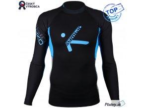 Funkčné tričko Hiko Symbio s dlhým rukávom