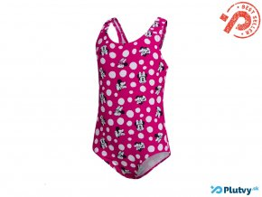 speedo minnie mouse dievcenske plavky