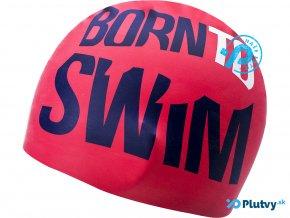 plavecka ciapka born to swim pre dospelych plutvy sk