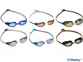merit mirror pohodlne okuliare na plavanie