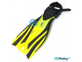 Detské plutvy Scubapro Snorkel Plus
