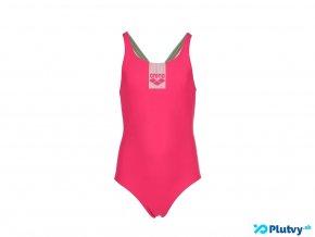 arena g basic junior ruzove dievcenske plavky