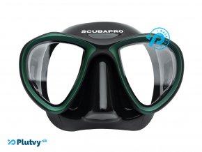 freedivingova maska scubapro steel