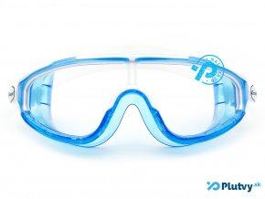 cressi baloo detske okuliare na plavanie modre