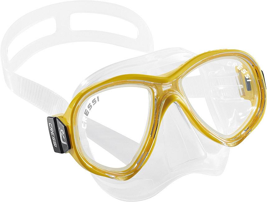 Cressi Perla Junior Farba: žltá