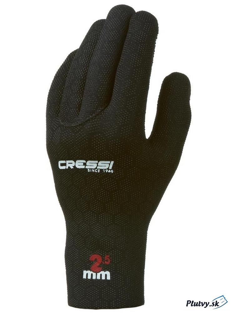 Cressi High Stretch rukavice Veľkosť: XL/5mm
