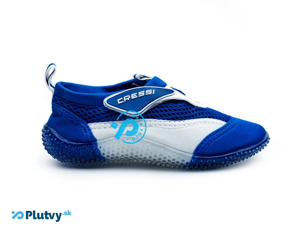 Cressi Coral Farba: modrá, Veľkosť: 23