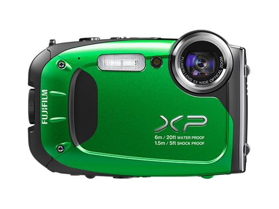 Fuji FinePix XP60 Farba: zelená