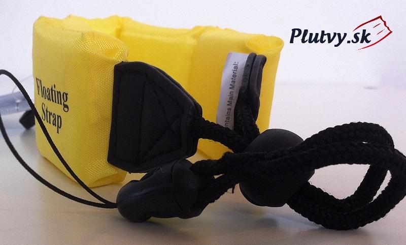 Fuji Floating strap Farba: žltá