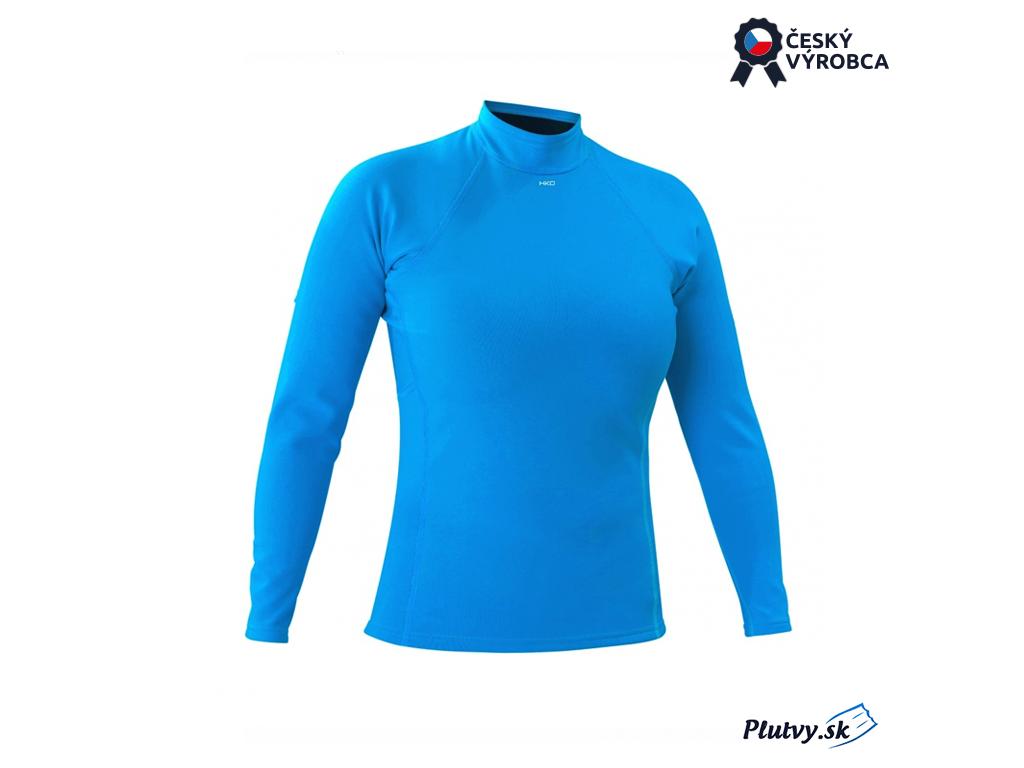 Hiko Slim tričko Veľkosť: XL, Varianta: dámska modrá