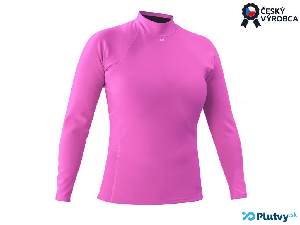 Hiko Slim tričko model: XXL, Varianta: dámske ružové