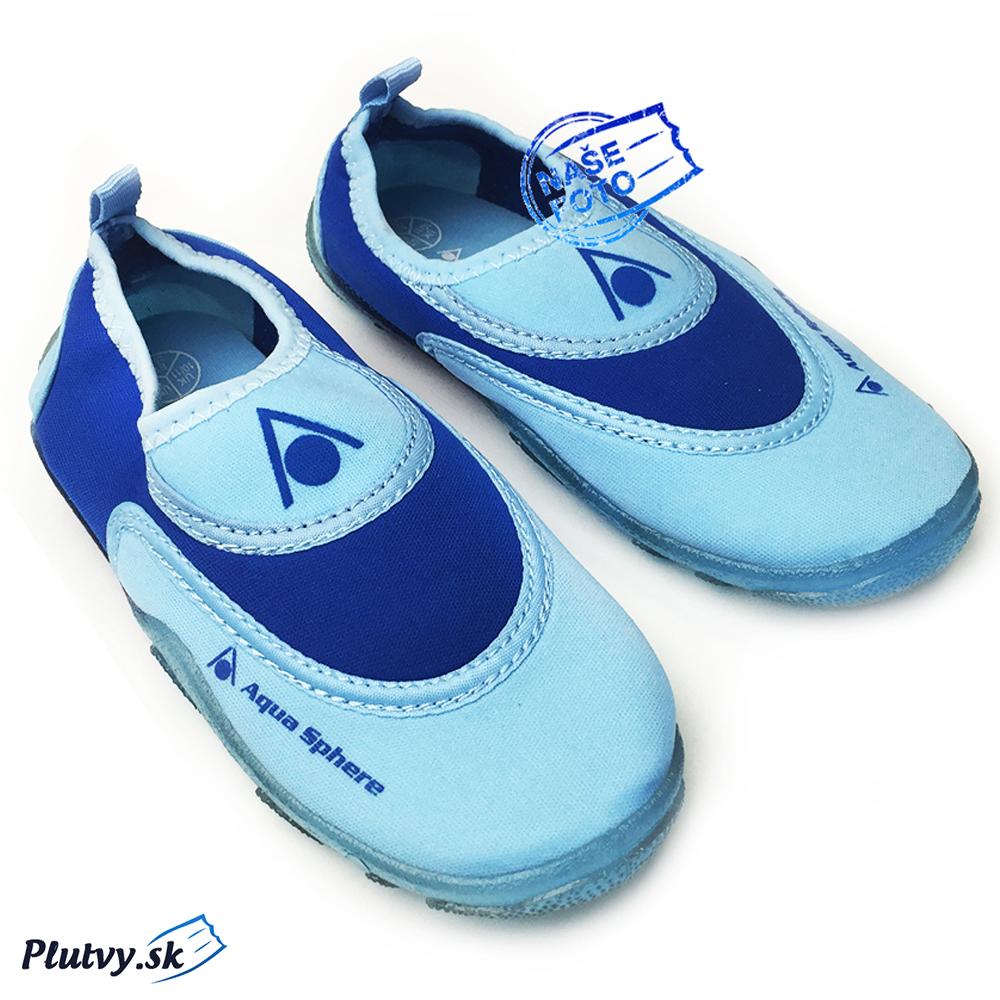 Aqua Sphere Beachwalker Farba: modrá, Veľkosť: 28-29