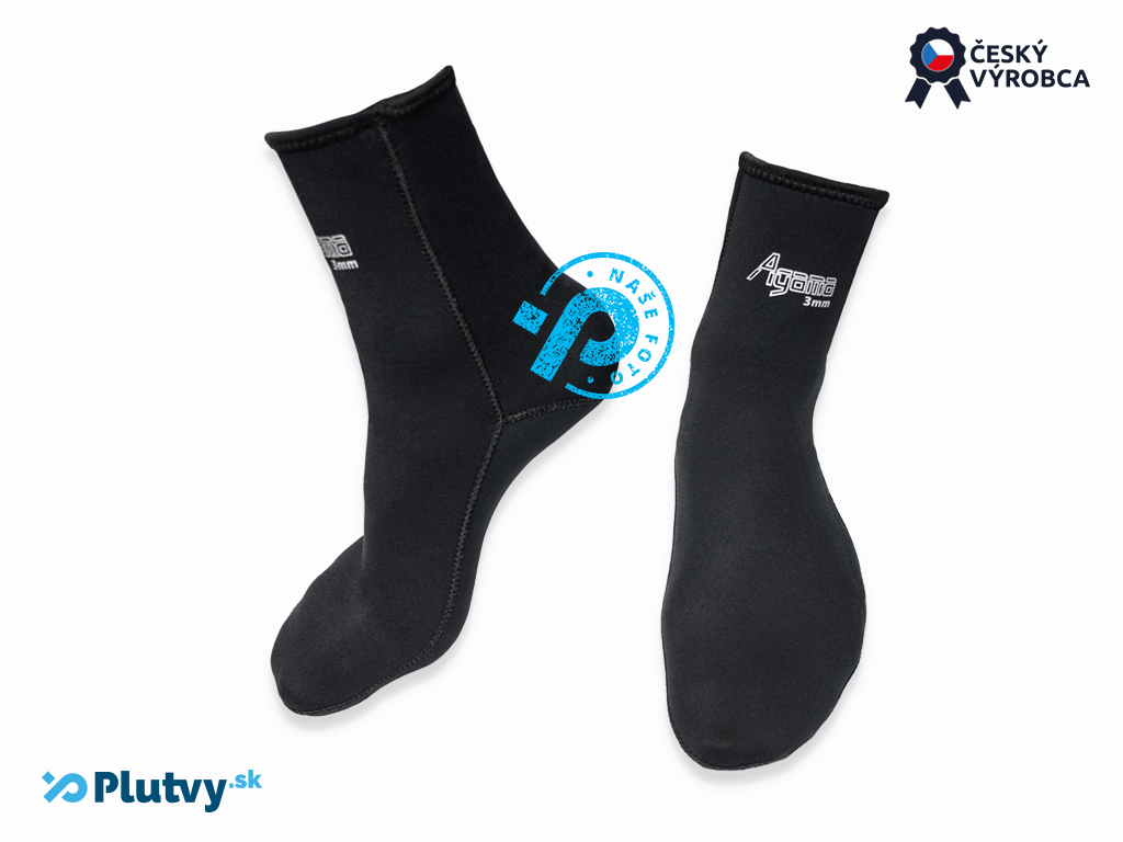 Neoprénové ponožky 3mm Veľkosť: 30/31