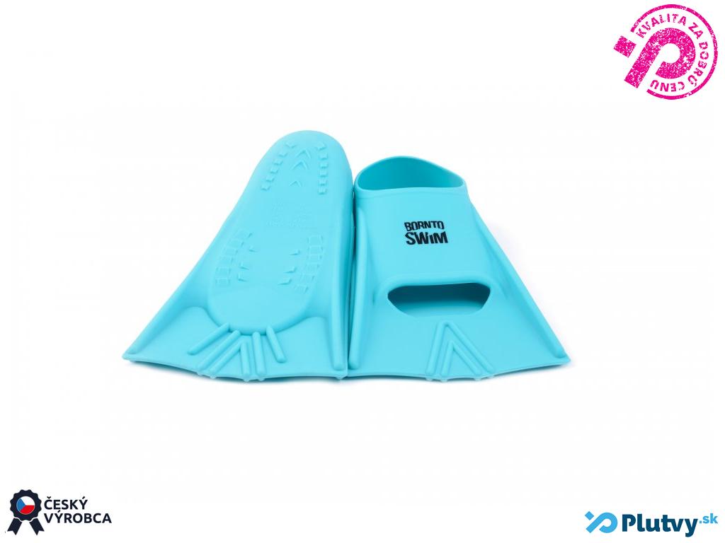 BornToSwim Happy Farba: modrá, Veľkosť: 30/32
