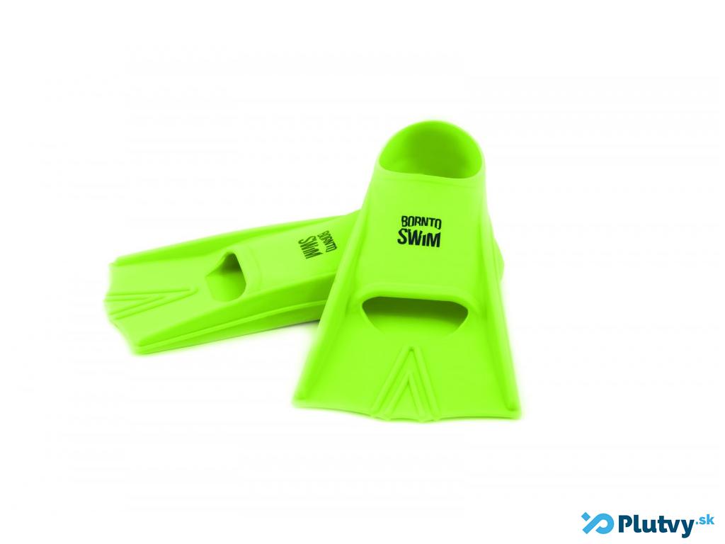 BornToSwim Happy Farba: zelená, Veľkosť: 30/32