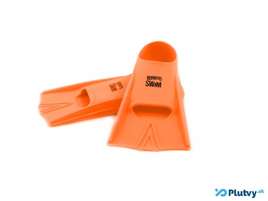 BornToSwim Happy Farba: oranžová, Veľkosť: 30/32