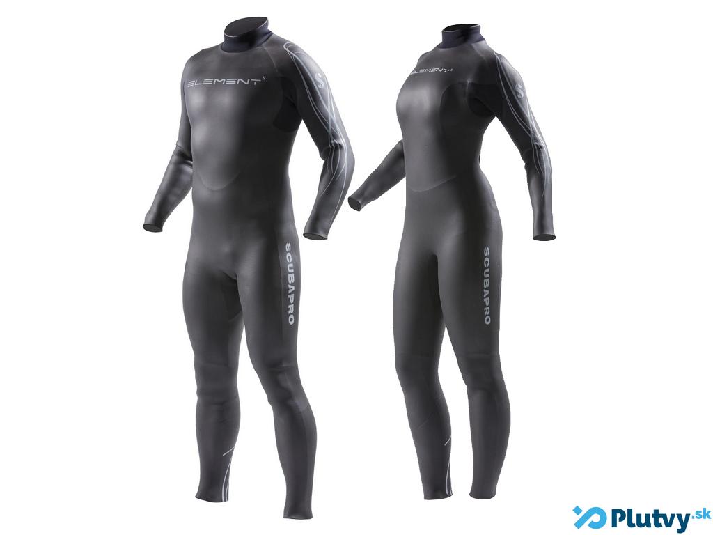 Scubapro Element 1 Freediving Veľkosť: 56, neoprén: pánsky