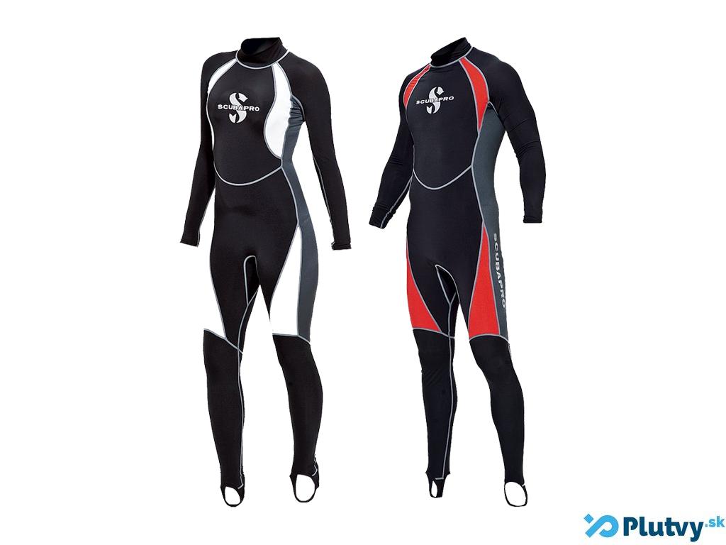 Scubapro Everflex Skin Suit Veľkosť: 48, neoprén: pánsky