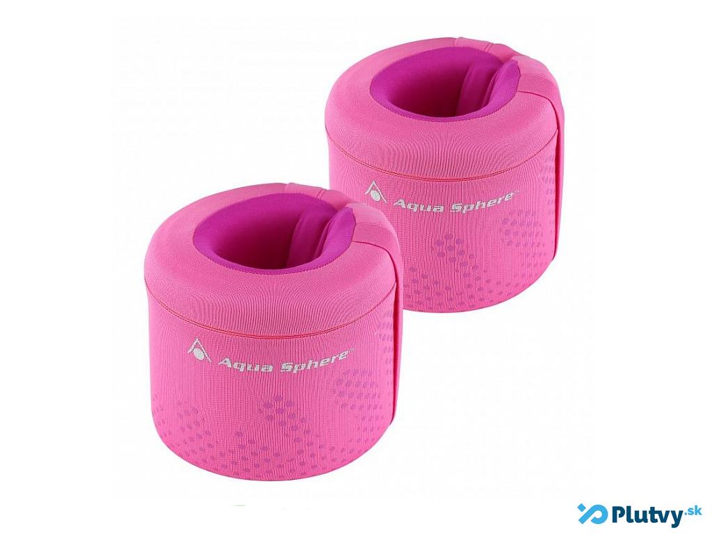 Detské rukáviky Aqua Sphere Farba: ružová, Veľkosť: 2-3 roky