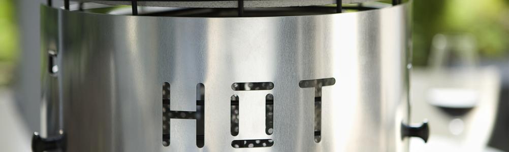 Tepelný plynový zářič Enders Cosy Polo