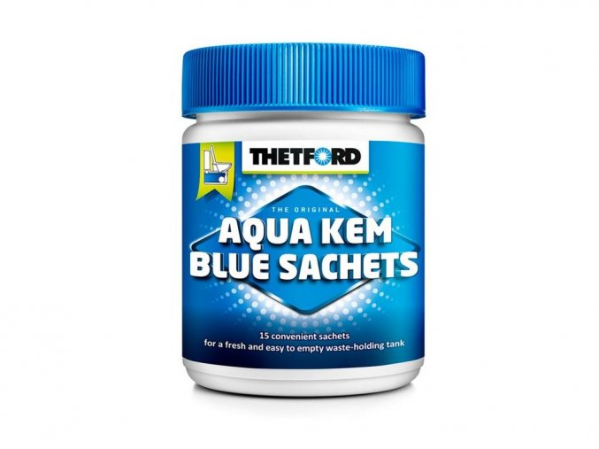 Thetford Aqua kem sachets 15x30g