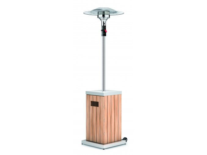 Tepelný plynový zářič (topidlo) Enders WOOD