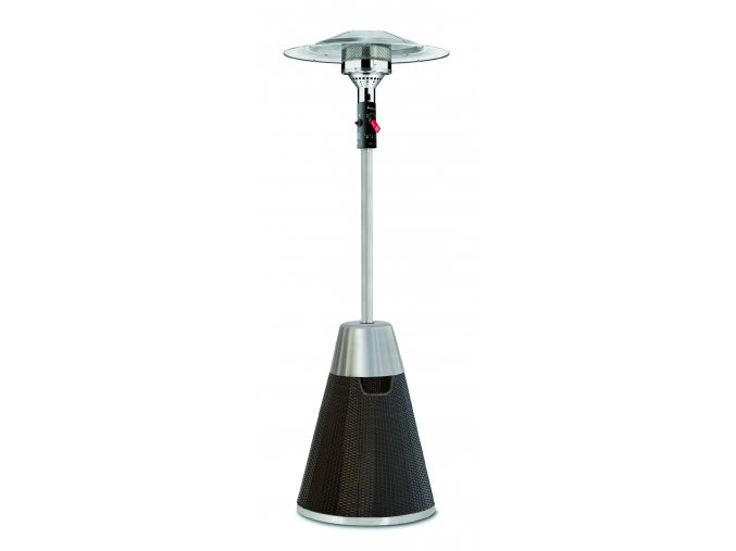 Tepelný plynový zářič (topidlo) Enders RATTAN  obal ZDARMA