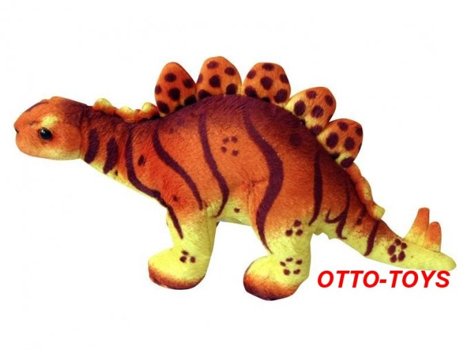 plyšový dinosauři