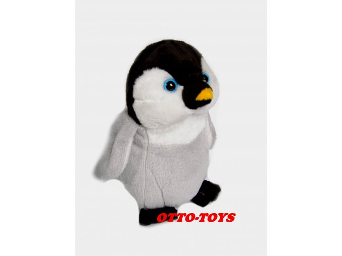 levný plyšový tučňák malý