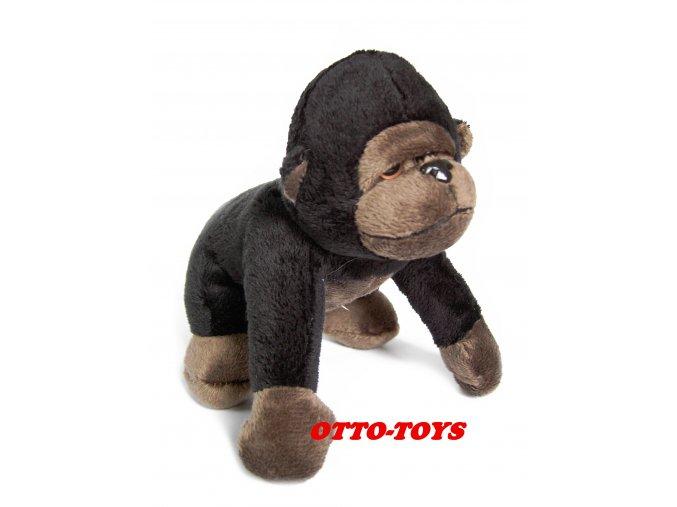 Malá plyšová gorila