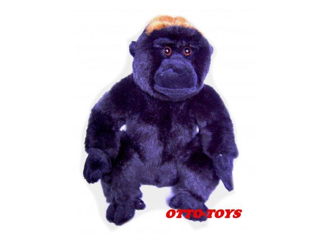 Plyšová gorila
