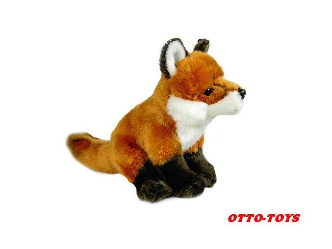 Plyšák liška