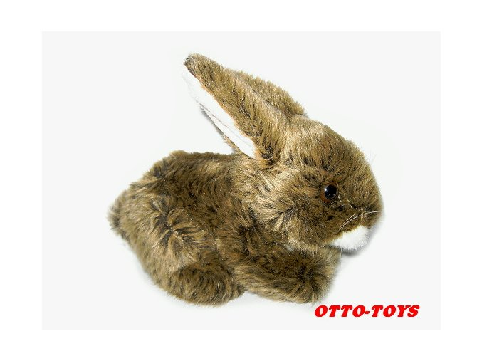 Plyšový králíček