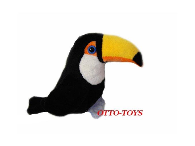 Plyšový tukan