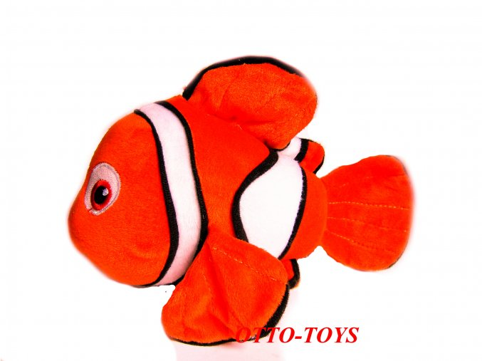 Hračka plyšový Nemo