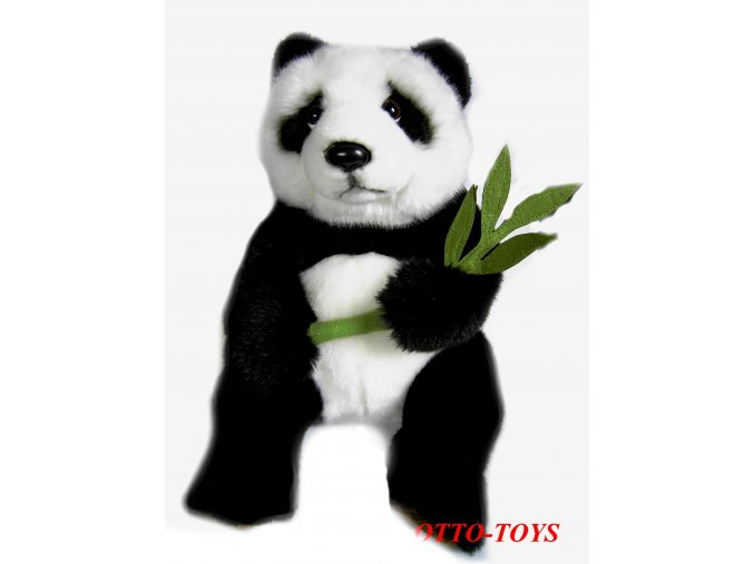 Hračka plyšová panda