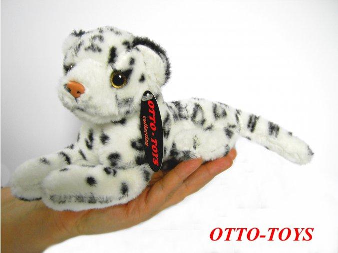 Malý plyšový leopard