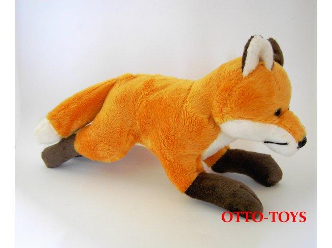 levná hračka plyšová liška