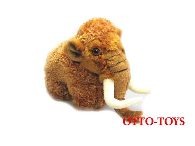 Plyšový mamut