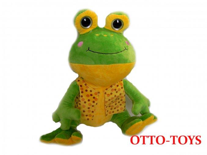 Plyšák žába