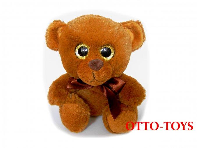 plyšový medvídek velké oči