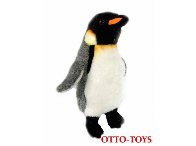 Plyšák tučňák 20cm